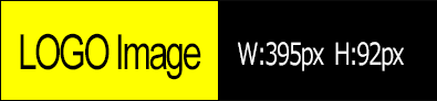 テスト用ロゴ395x92