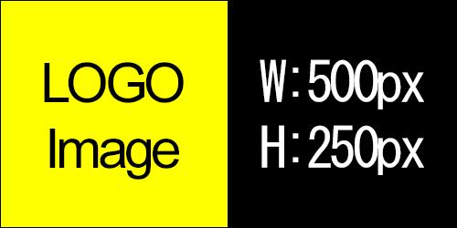 テスト用ロゴ500x250